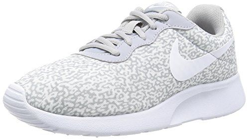 Nike Womens Tanjun Print Wolf GreyWolf GreyWhite Running Shoe 8 Women US     You can get additional details at the image link.(This is an Amazon  affiliate ... df95dc149