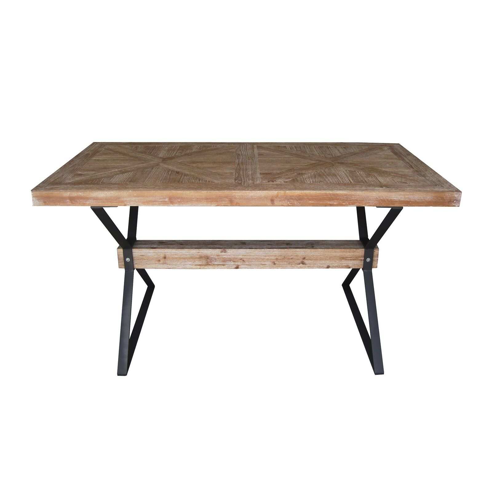 Pantoja Dining Table Joss Main Dining Table Farmhouse