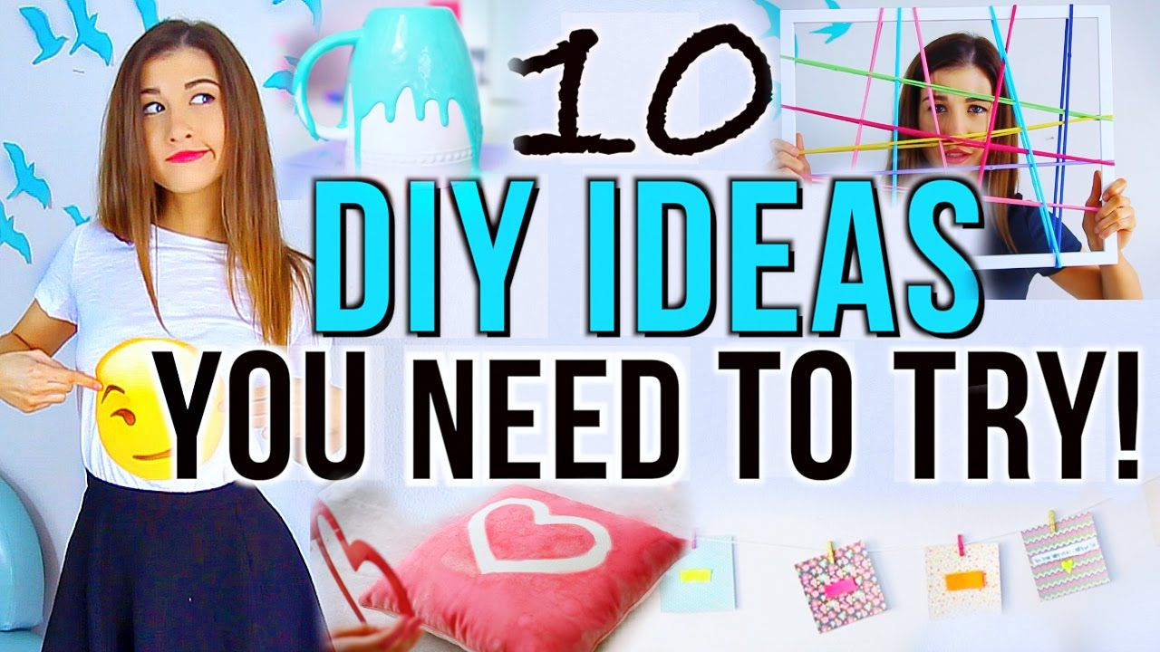 10 diy project ideas you need to try! could use string on a frame