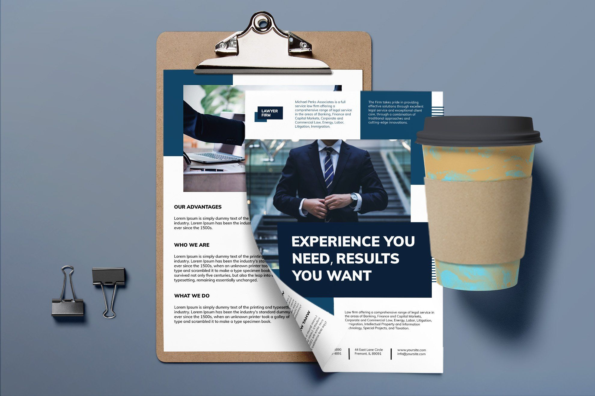 Law Firm Flyer With Images Flyer Double Sided Flyer Law Firm