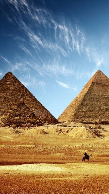 Great Pyramid Of Giza Egypt Android Wallpaper Egypt