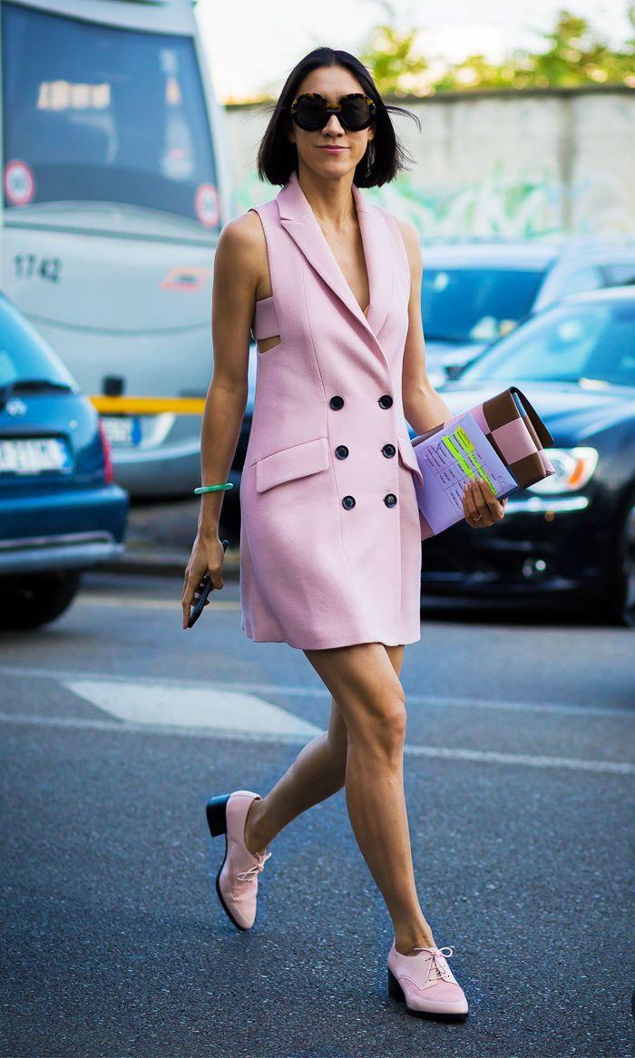 How Fashion Editors Assemble Designer Wardrobes on a Topshop Budget