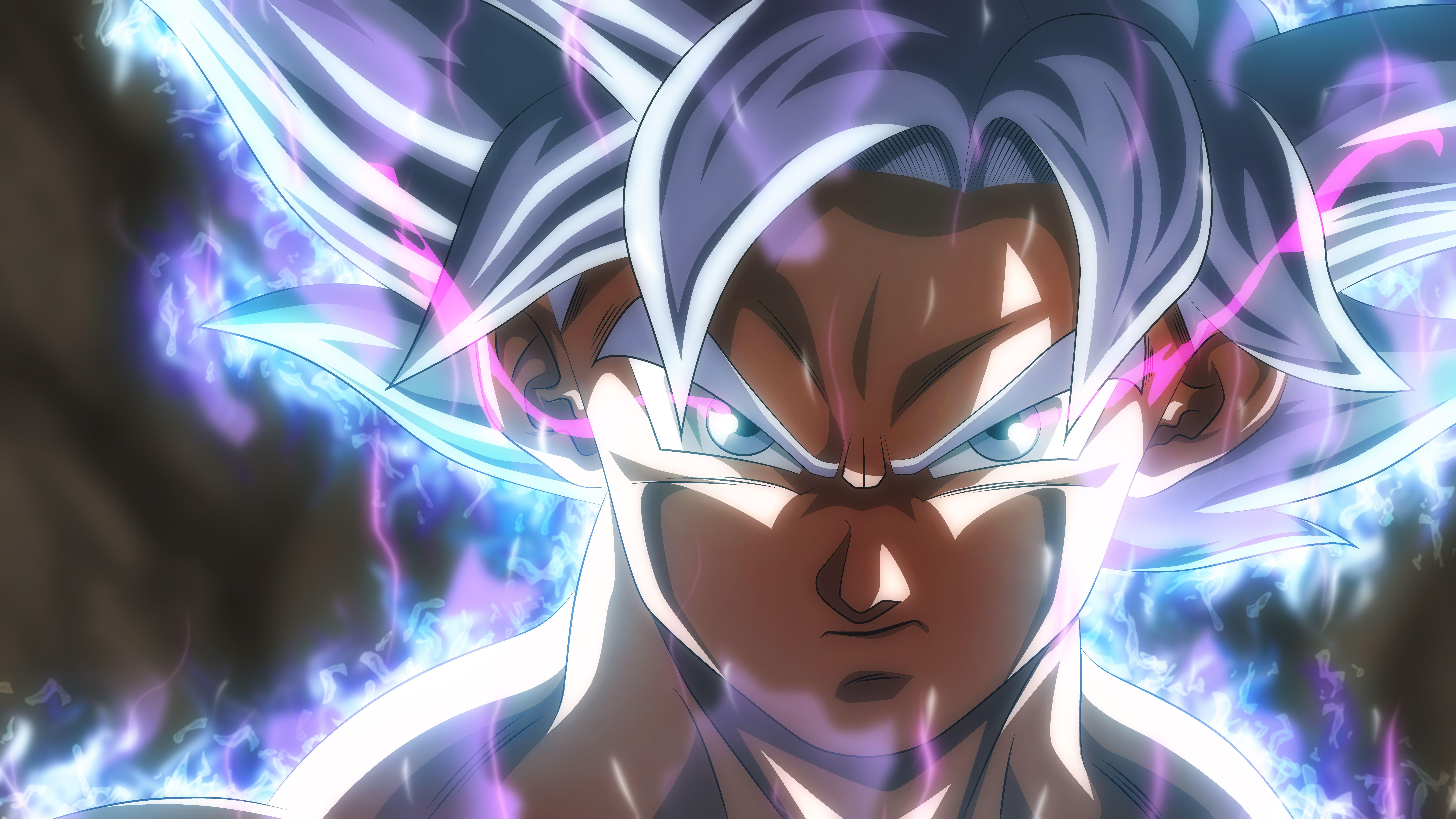 Goku Ultra Instinct 4k 8k Goku Wallpaper Dragon Ball Wallpapers Dragon Ball Super Wallpapers