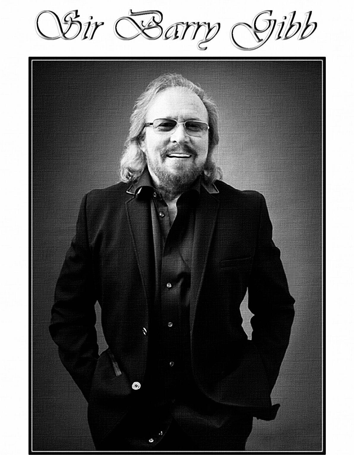 Pin by Randi Lazar Fishman on Barry Gibb New Moments in