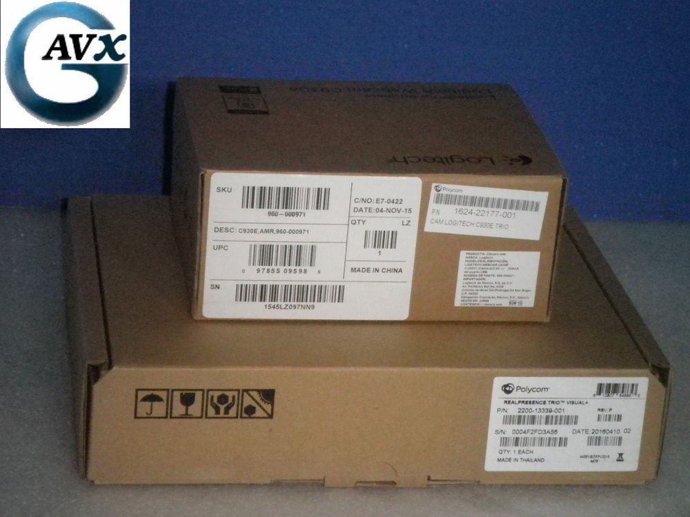 eBay #Sponsored NEW OPEN BOX Polycom MICPOD HDX 2215-23327