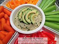Paleo Avocado Hummus - Peace, Love, and Low Carb