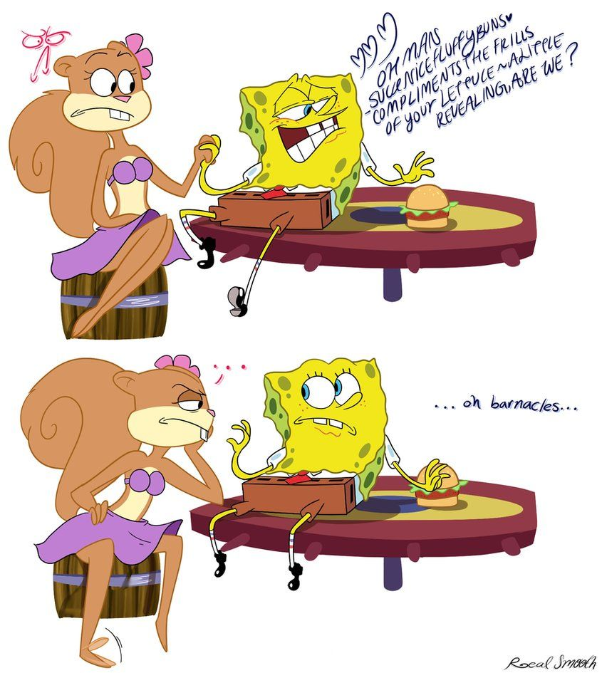 Spandy Spongebob and sandy, Cartoon crazy, Nickelodeon
