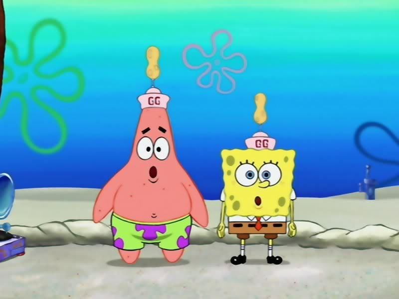 "Does SpongeBob ""absorb"" some of younger viewers' brains ..."