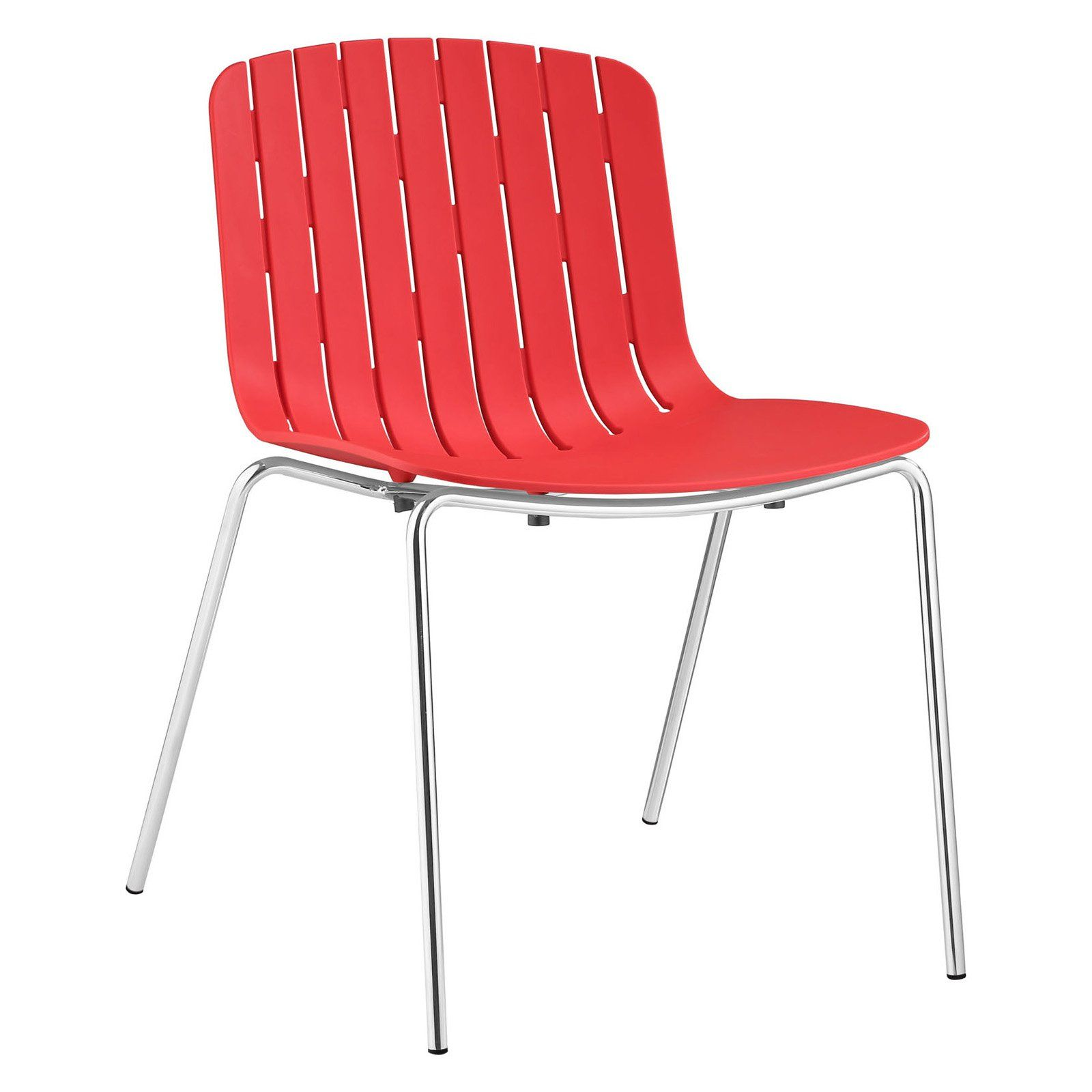 Have to have it. Modway Trace Dining Side Chair - $107.99 @hayneedle