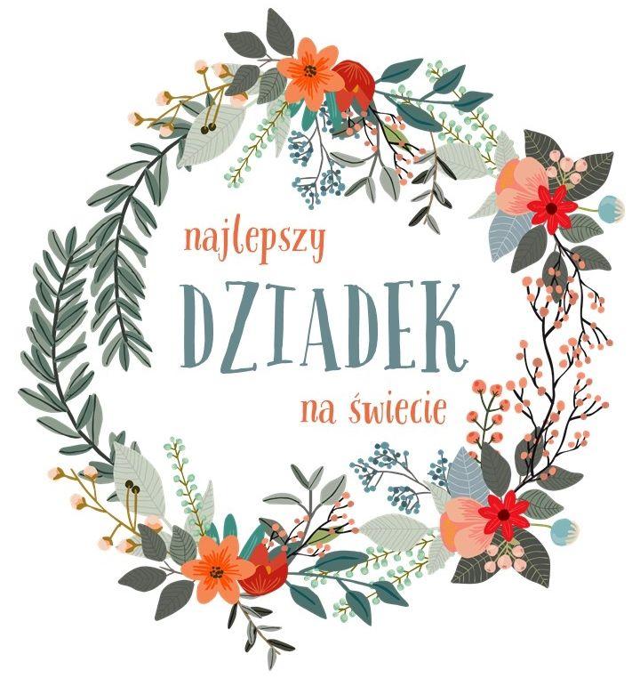 Flower Box Dzien Babci I Dziadka Floral Wreath Floral Save The Date