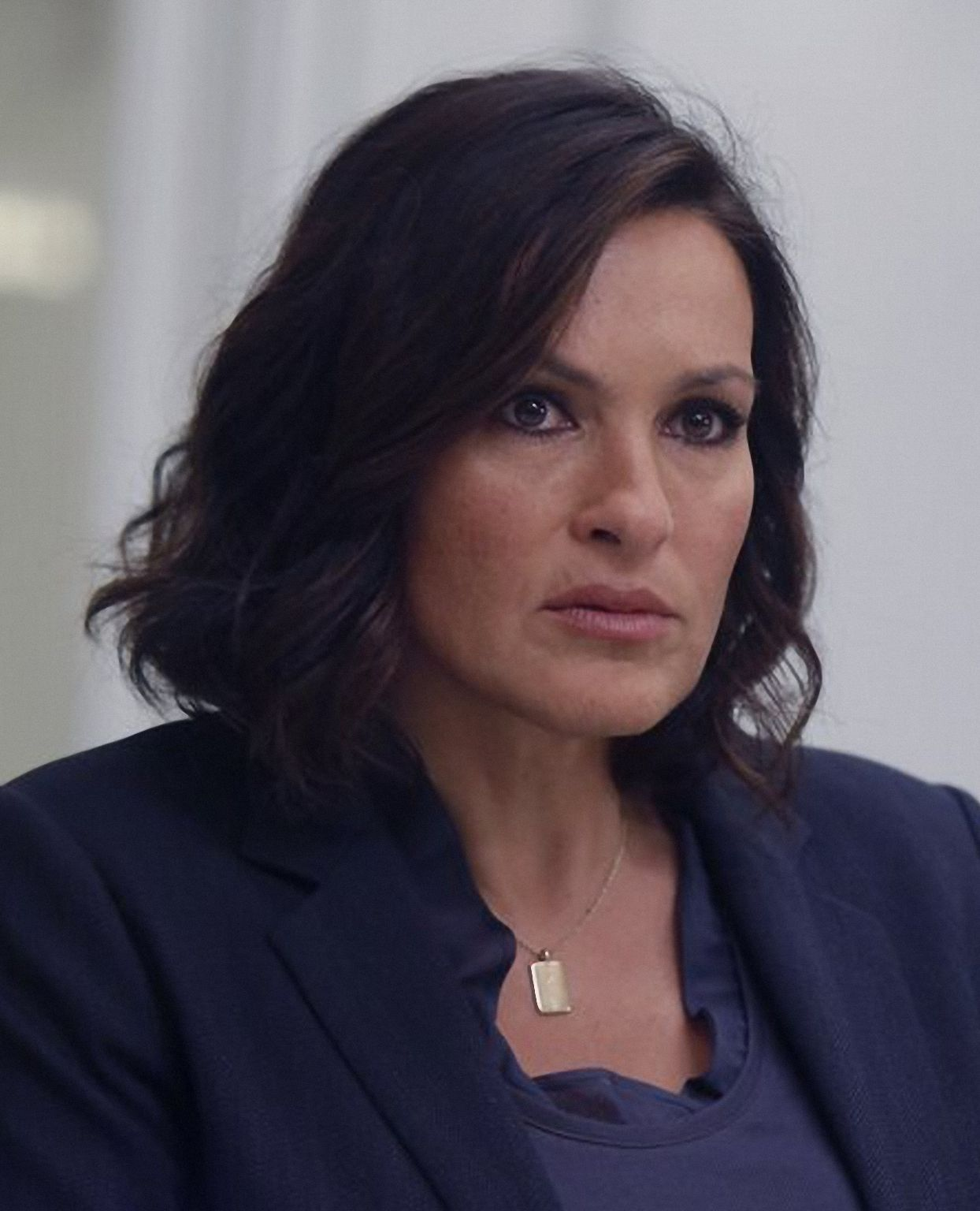 mariska hargitay, olivia benson, law and order svu, season 15