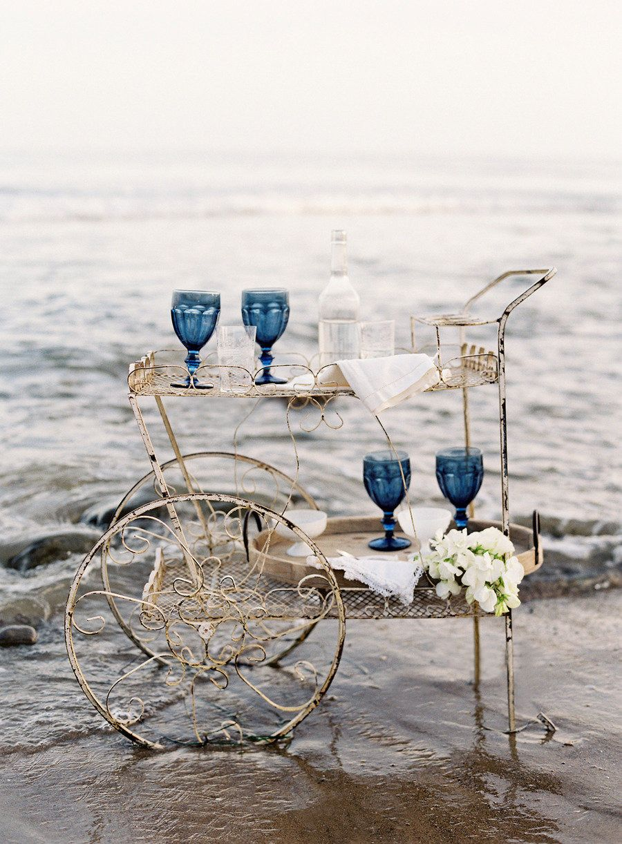 Wedding colors for a beach wedding   Wedding Color Palettes We Love  Florals Weddings and Wedding beach