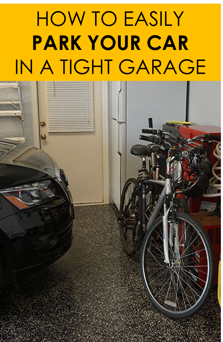 Affordable Infrared System For Positioning Your Car In The Garage Car Ins Garage Tennis