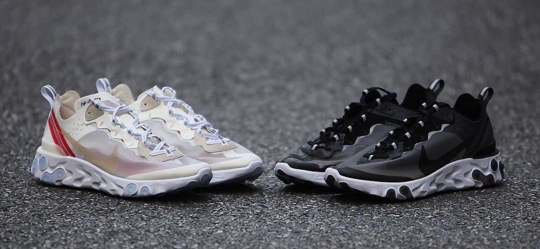 661f45368919 Nike React Element 87 AQ1090-001 AQ1090-100 Release Date
