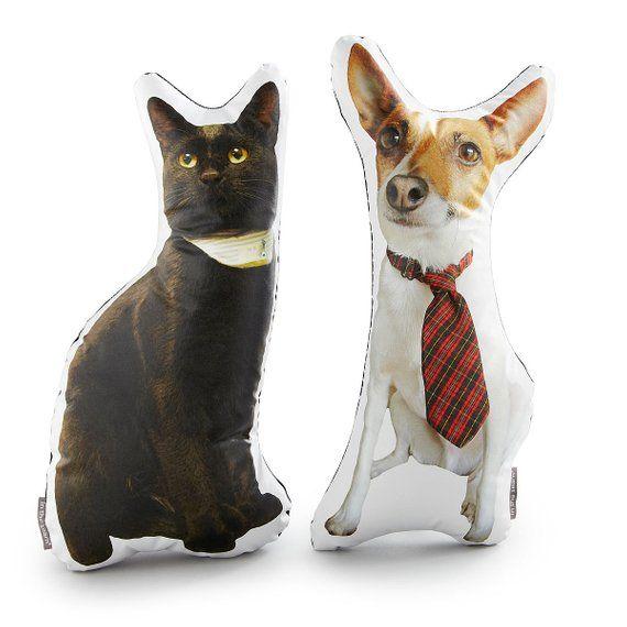 3353fe862d7d Custom Pet Photo Pillow - 3D Animal Cushion - Pet Home Decor - Animal  Pillow - Printed Dog Pillow -