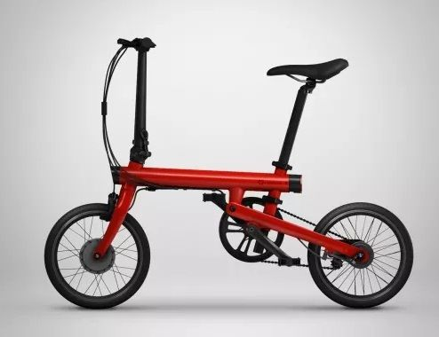Xiaomi Luncurkan Sepeda Pintar Lipat Detekno Poin Cina