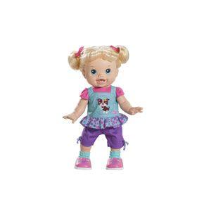 Baby Alive Baby Wanna Walk From Hasbro Baby Alive Baby Alive Dolls Baby Dolls