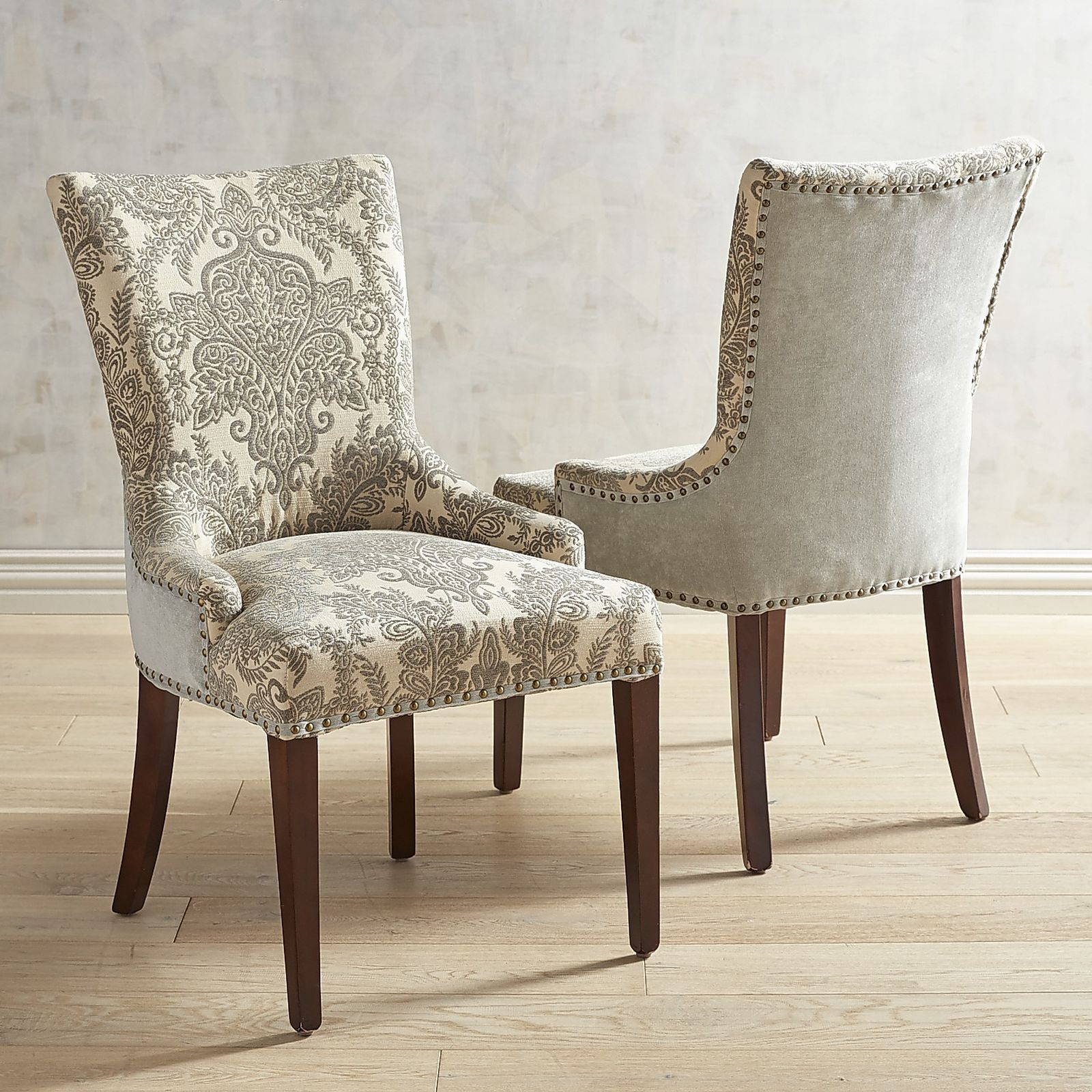 Surprising Our Adelle Dining Chair Packs A Powerful One Two Punch Home Interior And Landscaping Synyenasavecom