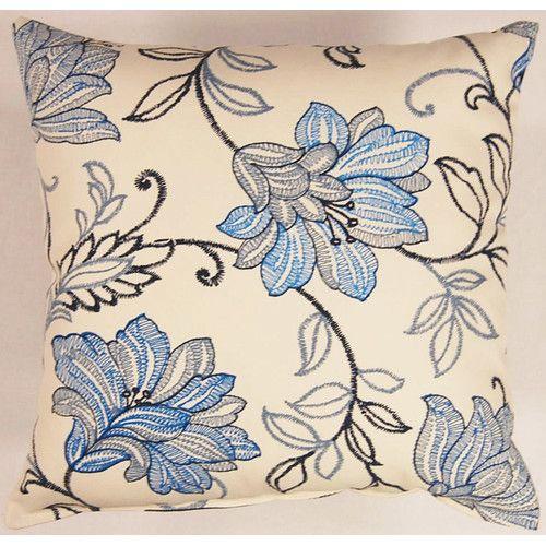 Found it at Wayfair - Yarmouth KE Throw Pillow