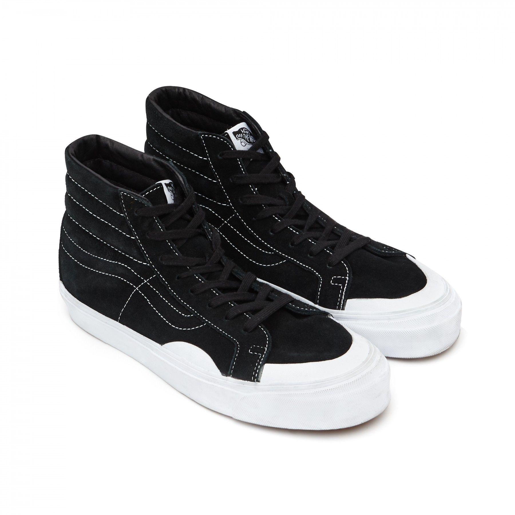 b3048d6012 Gosha Rubchinskiy x Vans SK8-Hi Suede Sneakers (Black)