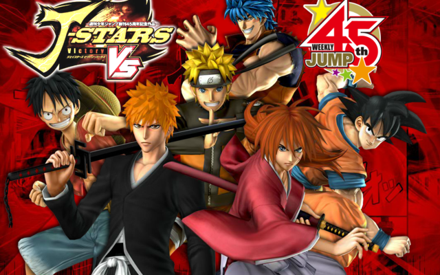 J-stars Victory VS+ primo trailer in italiano (PS3, PS4, PS Vita) #jump #j-starsvictoryvs+ #ps4