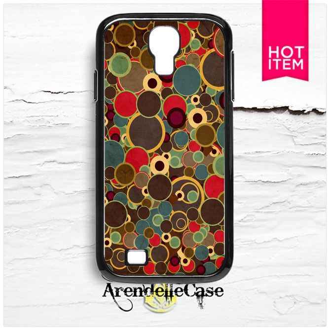 Abstract Samsung Galaxy S4 Case