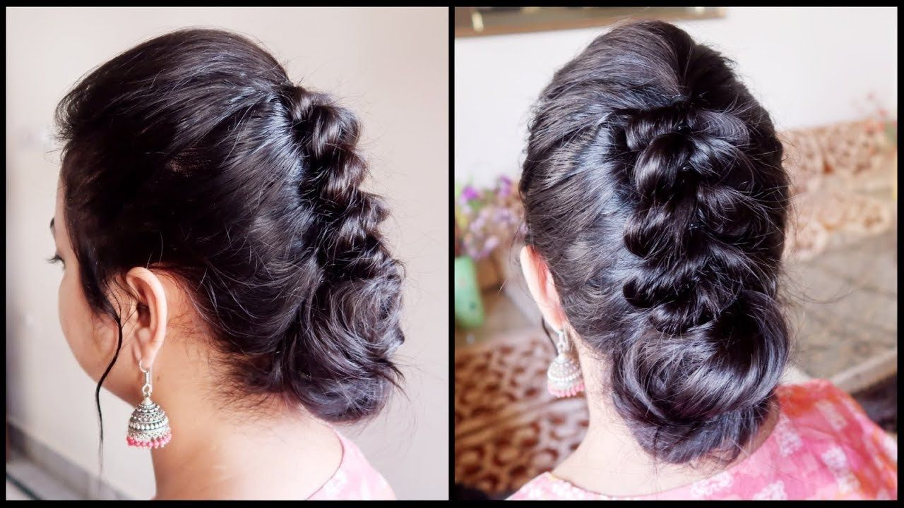 Hairstyles For Short Thin Hair For Indian Wedding Hairstyles For Thin Hair Wedding Hairstyles For Medium Hair Medium Hair Styles