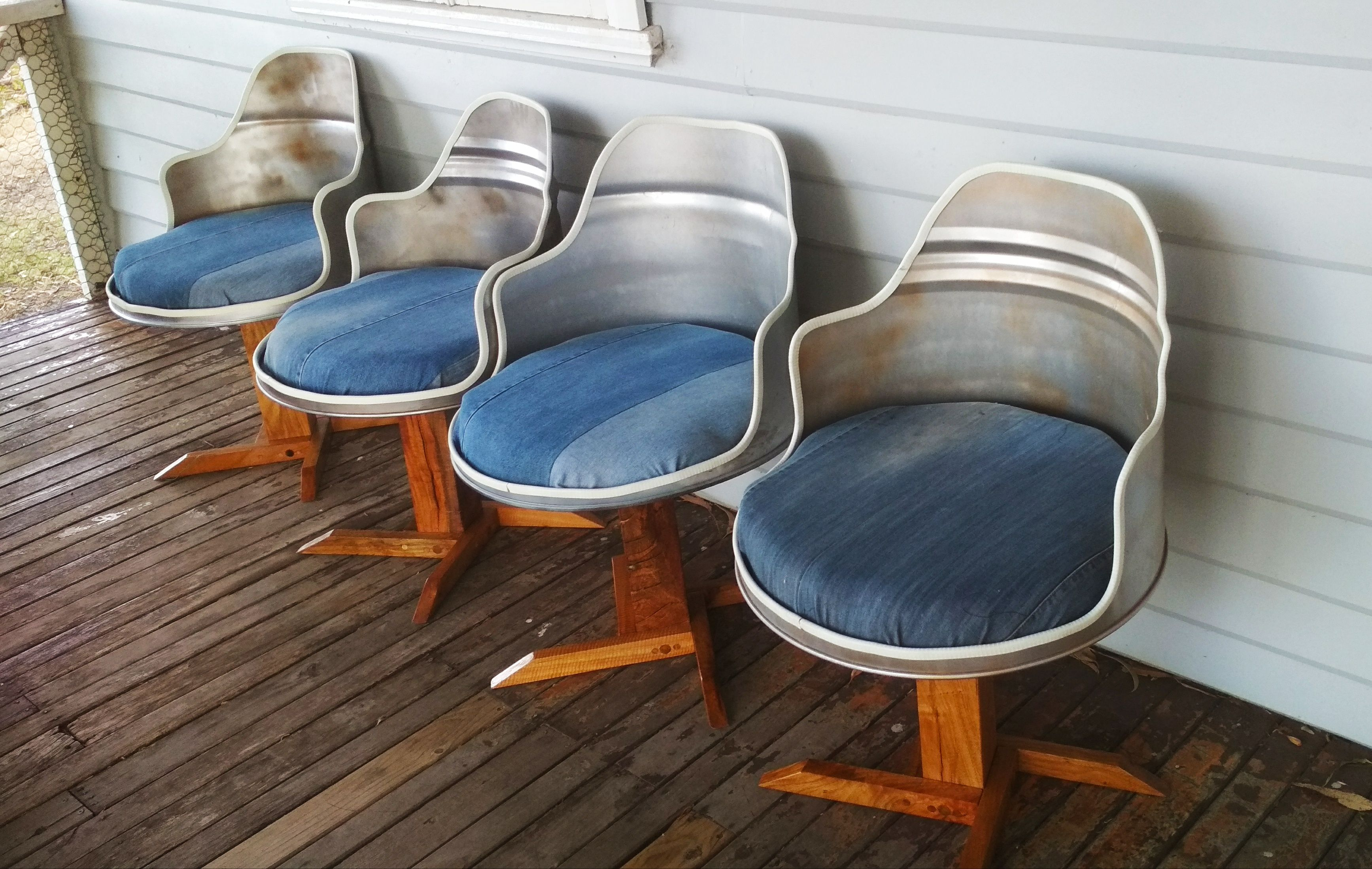 Etonnant 44 Gallon Drum Chairs My New Product Line! The Drum Chairs. A Must In