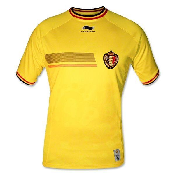 Belgium World Cup Third Shirt Soccer Jersey Jersey Soccer Team