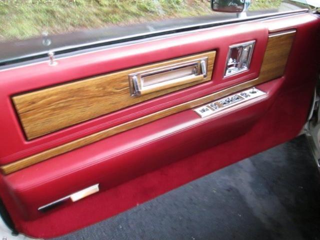 1985 Cadillac Eldorado Biarritz Cabrio – Weniger als 10 km Originalmeilen !! zum…   – Cadillac eldorado