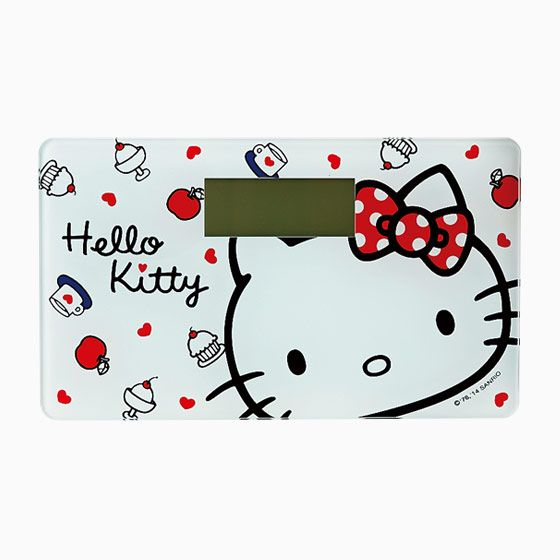 Hello Kitty palm size scales