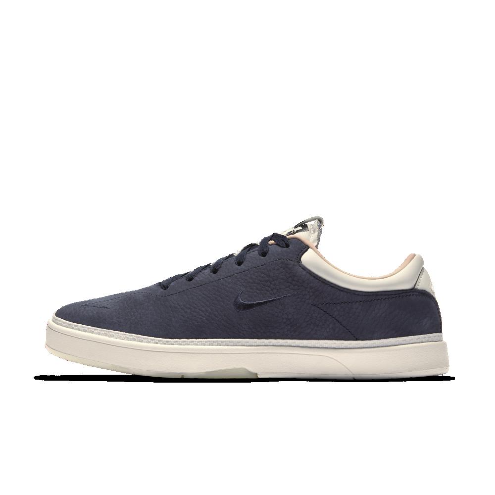 Newest Nike Blazer High I Womens Blue Dark Blue Skateboarding ShoesTop Running Shoes 356