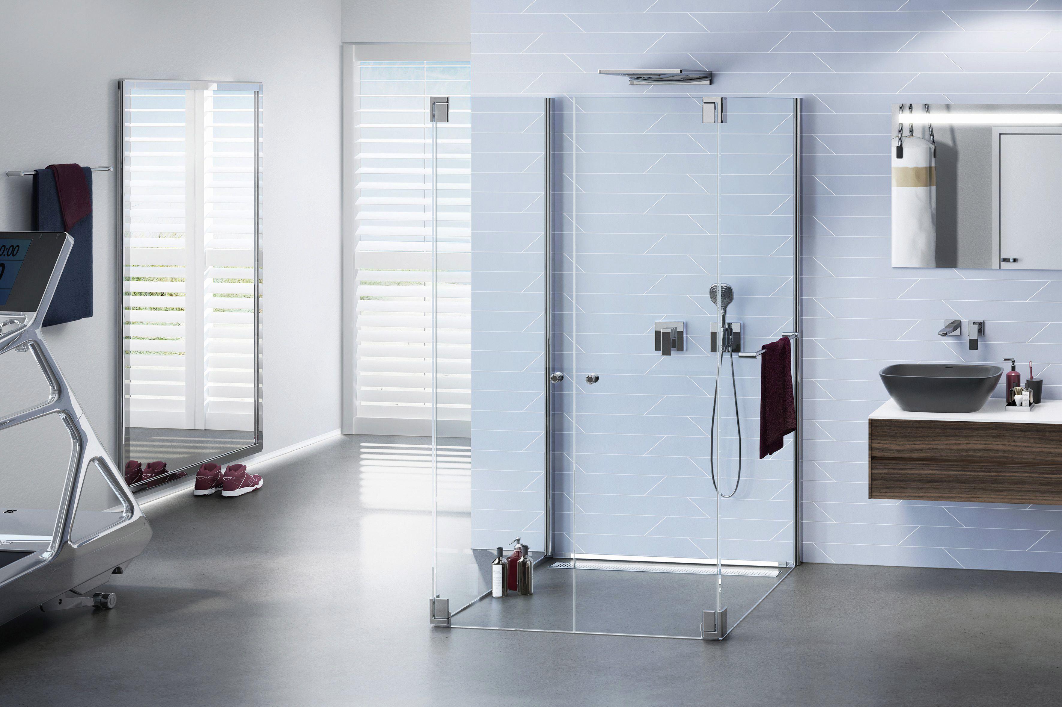 Darauf müssen Sie beim bodengleichen Einbau von Duschen