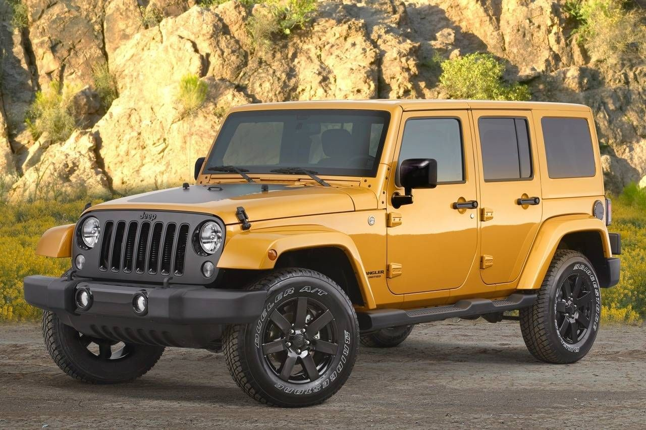 Best 2014 Jeep Wrangler Unlimited Rumors (With images
