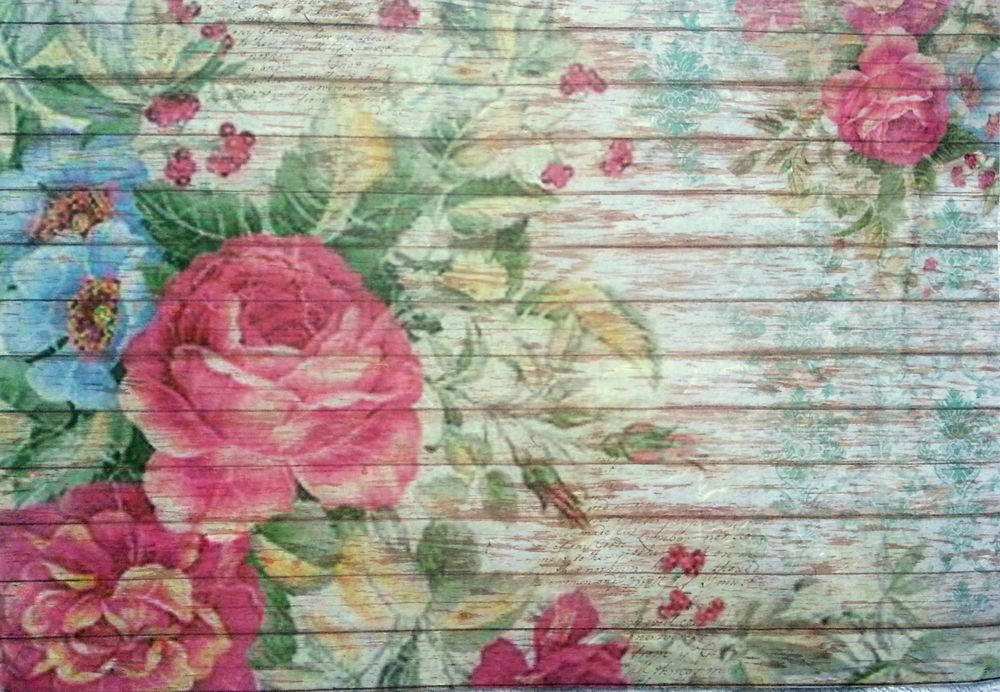 Rice Paper for Decoupage Decopatch Scrapbooking Sheet Craft Vintage  Journey