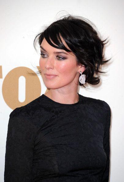 Lena Headey Photos Photos 63rd Annual Primetime Emmy Awards Arrivals Chic Short Hair Short Hair Styles Hair Beauty