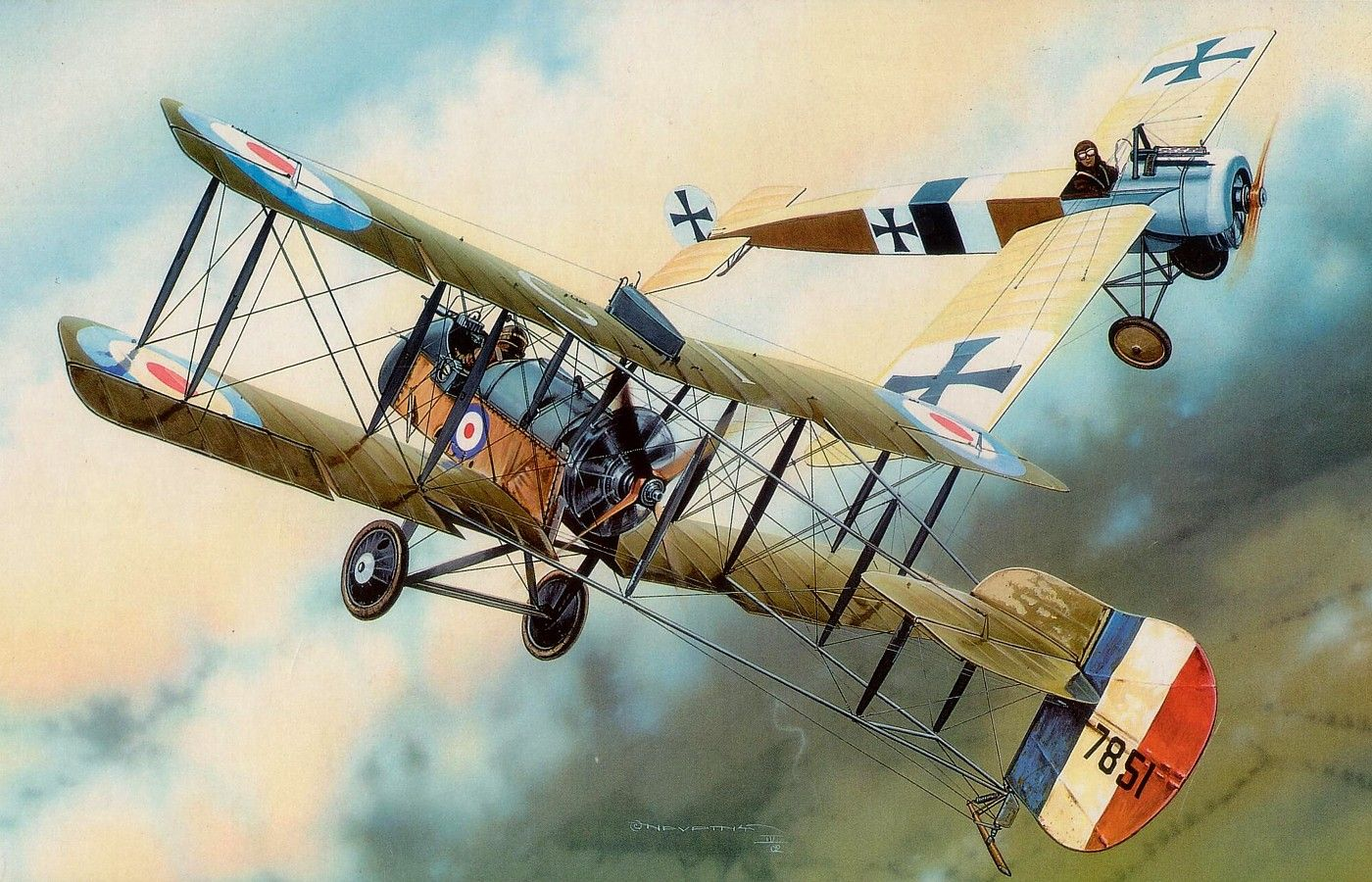 aviation in wwi Visit the post for more 1341 princess anne road virginia beach, va 23457 1 (757) 721-7767 the military aviation museum is a 501 (c) (3) non-profit organization.