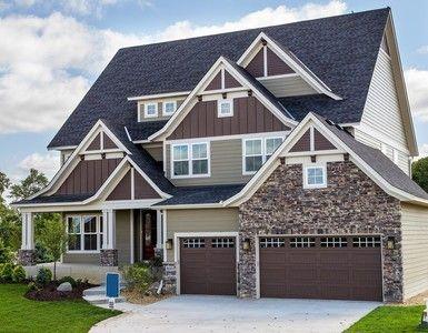 Plan 73327HS: Distinctive Craftsman Dream Home Plan