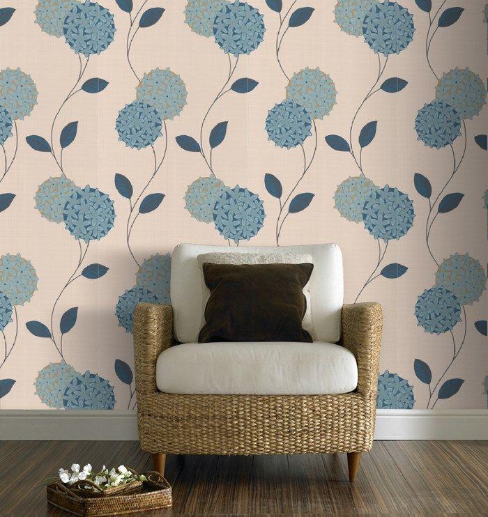 papier peint pippa bleu p trole par graham and brown papier peint pinterest papier peint. Black Bedroom Furniture Sets. Home Design Ideas