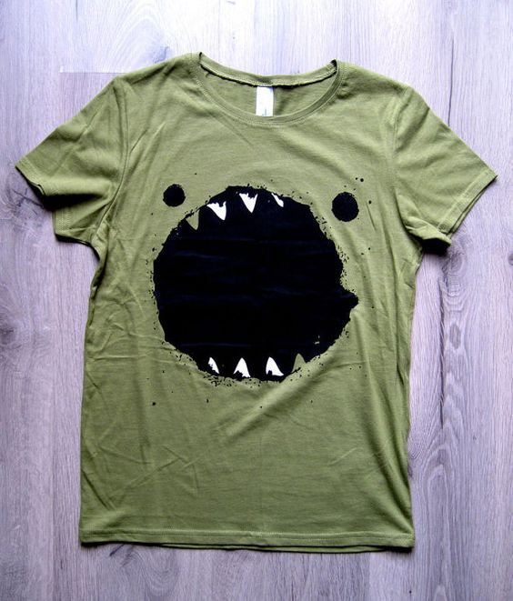 5957656c9f65 Monster Shirt   Clothes in 2019   Pinterest   Shirts, T shirt and ...
