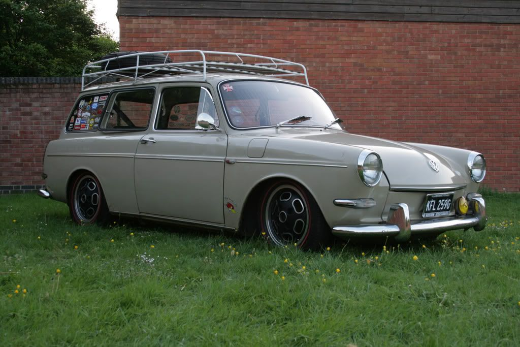 Volkswagon Squareback Roofracks Vzi Europe S Largest Vw Community And