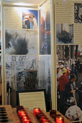 Erinnerung an den 11. September Foto: Daniela Schlutz