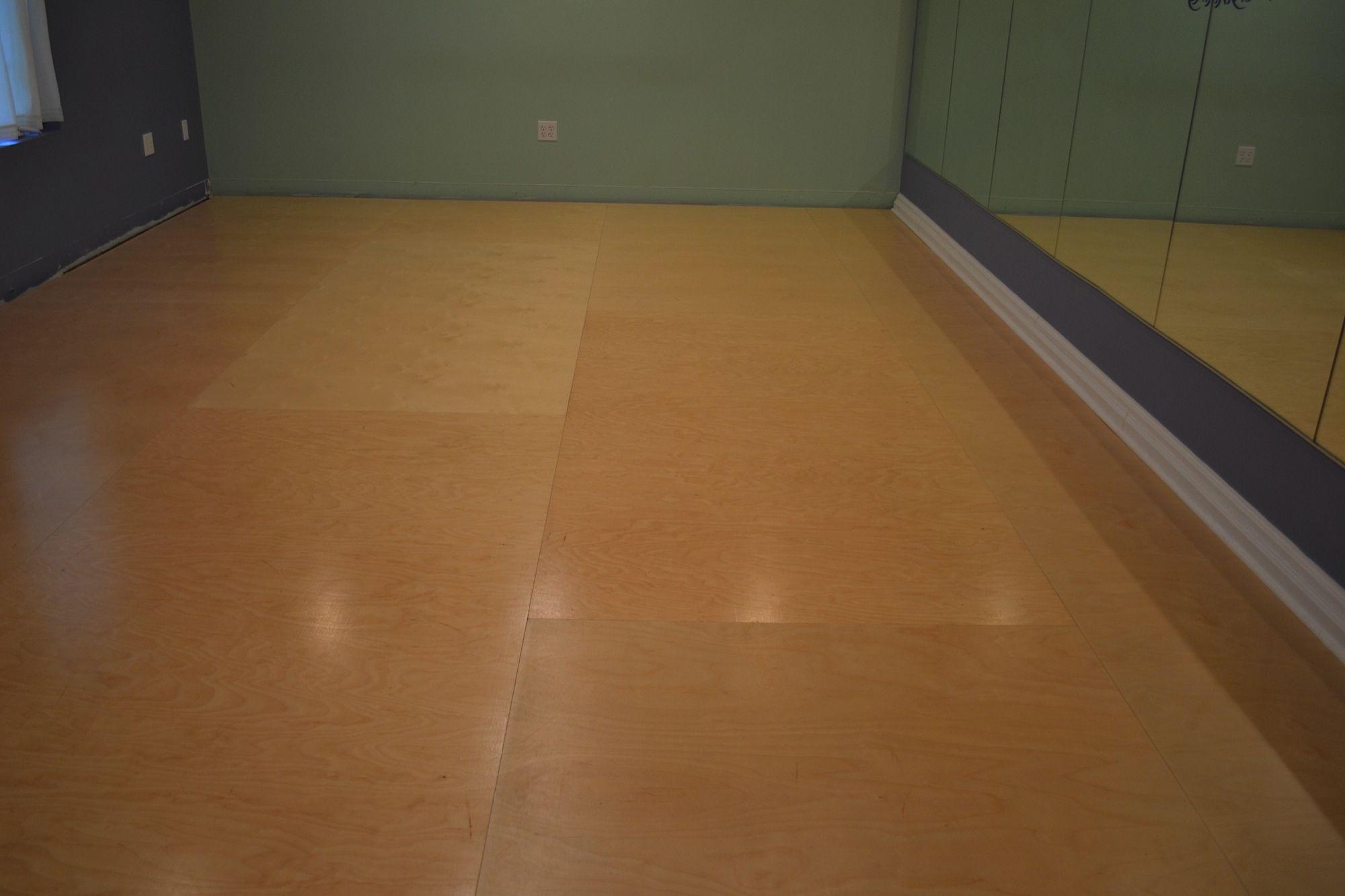 Dance Studio Flooring High Quality Performance Dance Floor