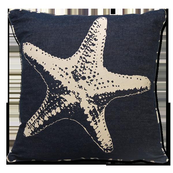 Natural Starfish Cushion Cover Cute cushions, Cushion
