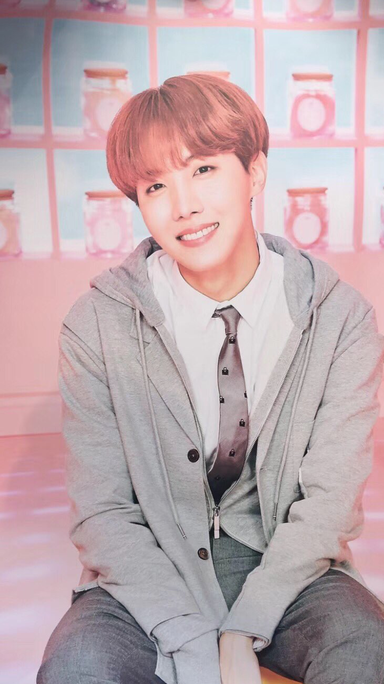 BTS 4th Muster Happy Ever After - J-HOPE Poster