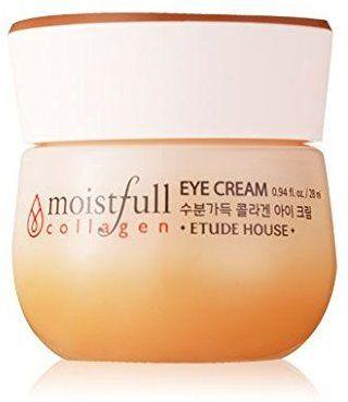 Etude House, Moistfull Collagen Eye Cream, 0.94 fl oz (pack of 3) Best Face Forward Daily Foaming Facial Cleanser - 5 fl. oz. by Formula 10.0.6 (pack of 6)