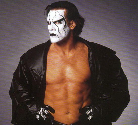 pro wrestler sting wrestling wwe world heavyweight