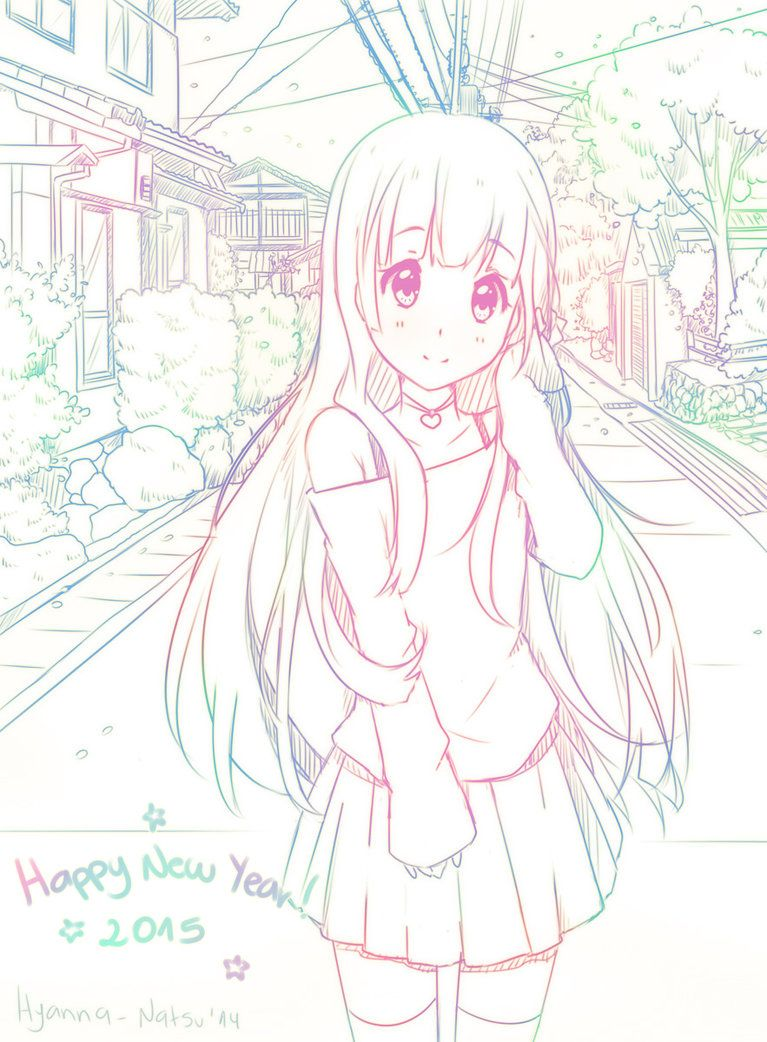 Happy New Year! by on