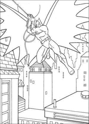 Batman coloring page 14 | batman | Pinterest