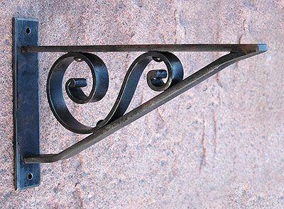 Eisen roh, Tiefe 255 mm, Höhe 175 mm,